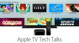Tech Talks Apple TV