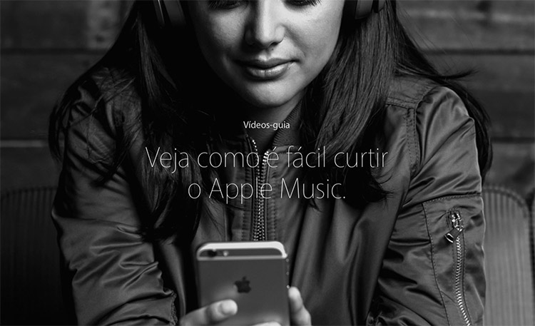 Vídeos-guia Apple Music