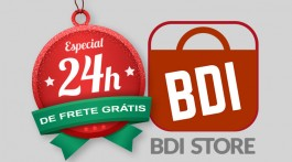 24h frete grátis BDI Store