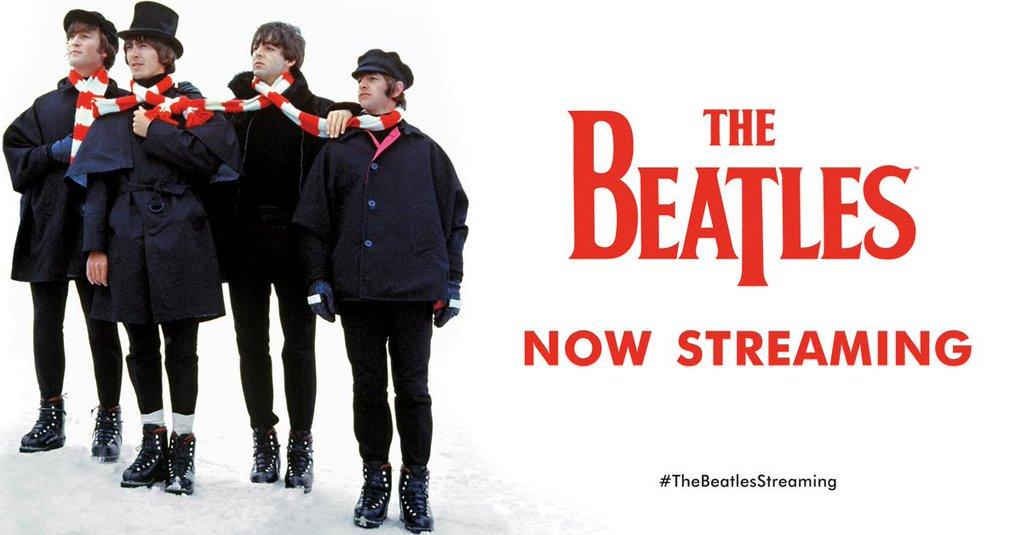 Photo of Apple (a outra) irá liberar música dos Beatles em serviços de streaming a partir de amanhã