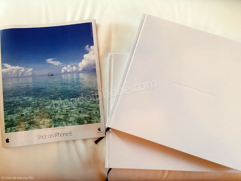 Photo of Brasileiro ganha livro da Apple pela campanha 'Clicada com o iPhone 6'