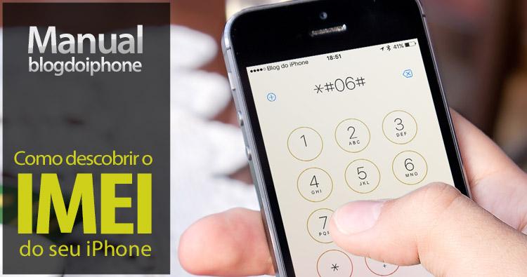 como descobrir meu numero de celular iphone
