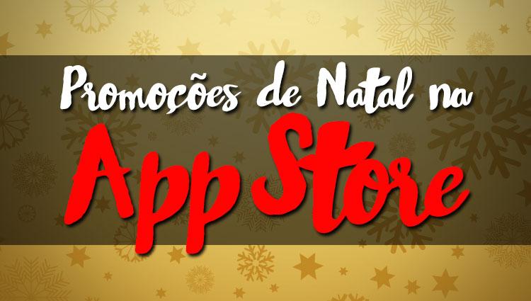 Photo of Aplicativos para iPhone e iPad em promoção neste feriado de Natal