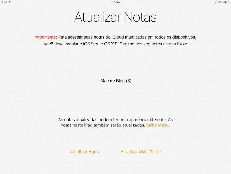 Novo Notas