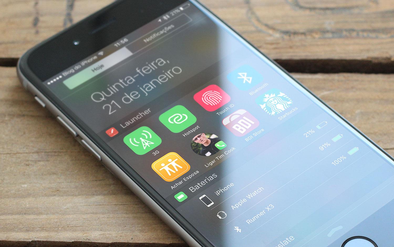 Photo of O iOS 10 acaba com atalhos personalizados para os Ajustes do Sistema