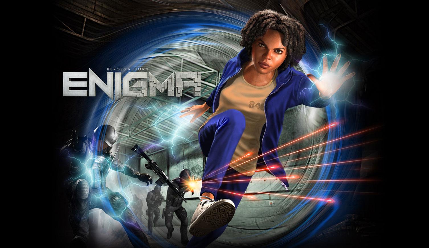 Veja como baixar de graça o jogo Heroes Reborn Enigma para iPhone e iPad