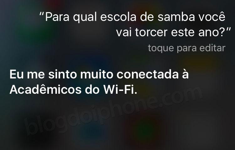Siri no carnaval