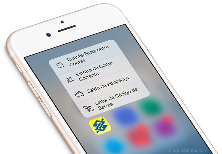 Photo of Aplicativo do Banco do Brasil ganha atalhos do 3D Touch