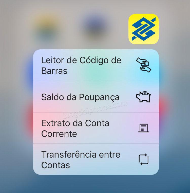 App Banco do Brasil