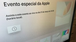 Evento Apple TV