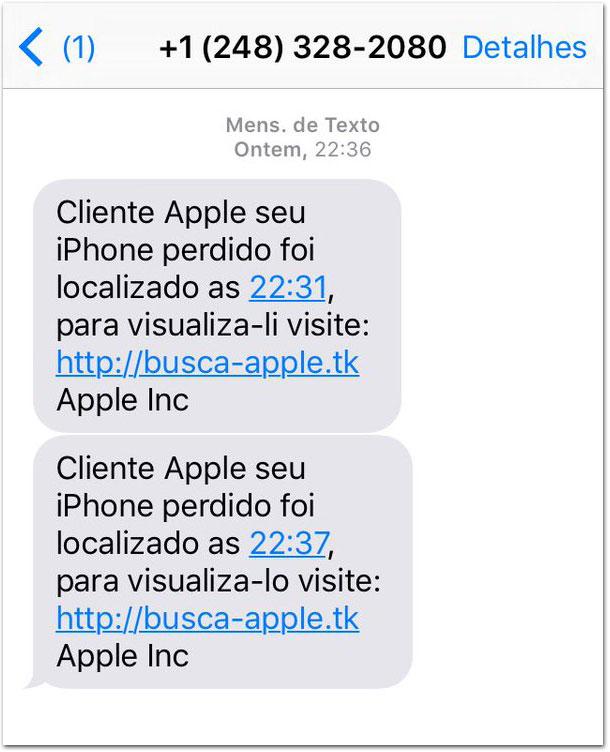 erro iphone seu id apple foi desativado