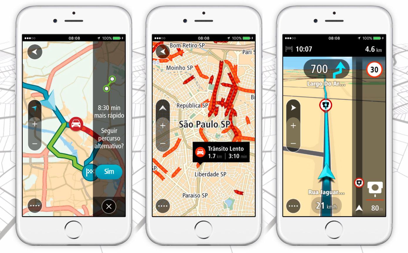 Photo of Novo app da TomTom permite usá-lo gratuitamente por 75km todo o mês