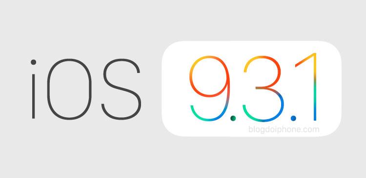 Photo of Apple deve lançar em breve um iOS 9.3.1 para consertar diversos bugs