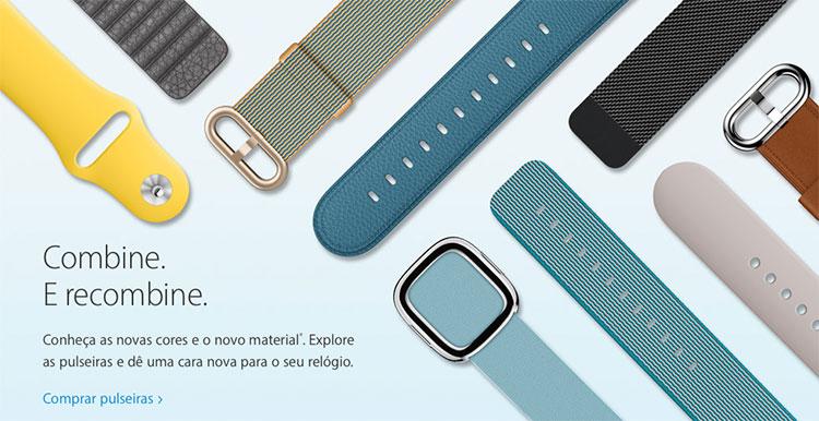 pulseiras Watch