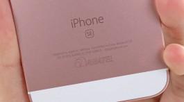Anatel iPhone SE