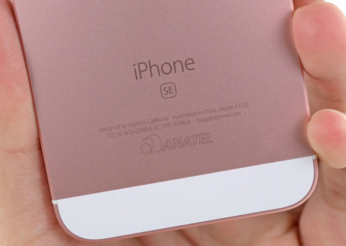 Anatel Finalmente Homologa O Iphone Se Para A Venda No