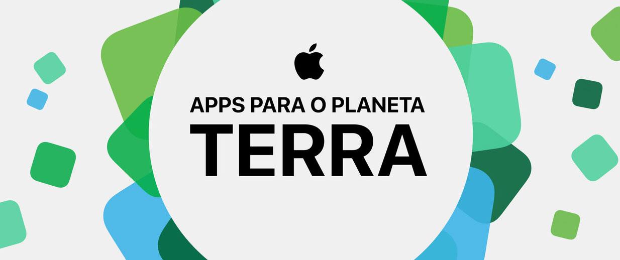 Photo of App Store faz campanha para arrecadar fundos para causas ecológicas