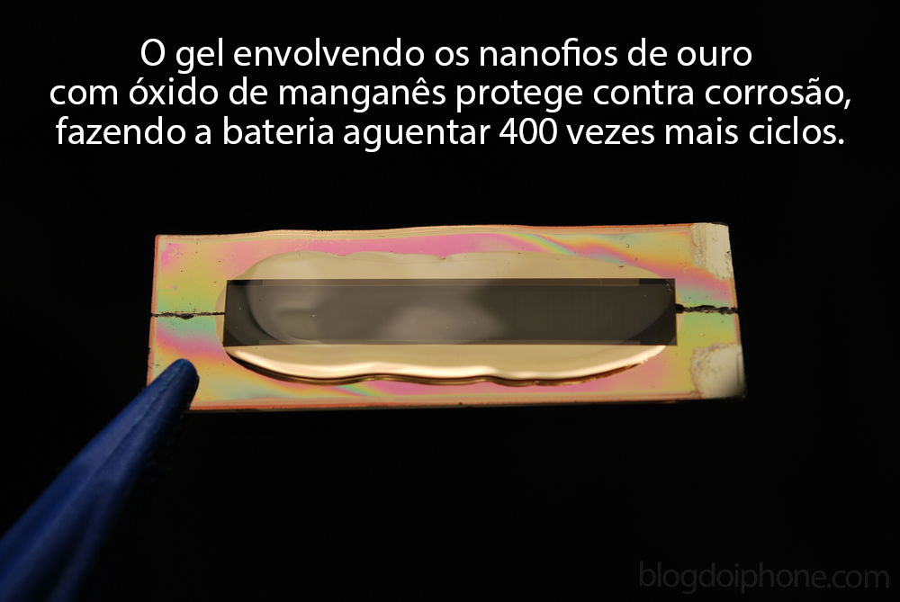 Bateria Manganes