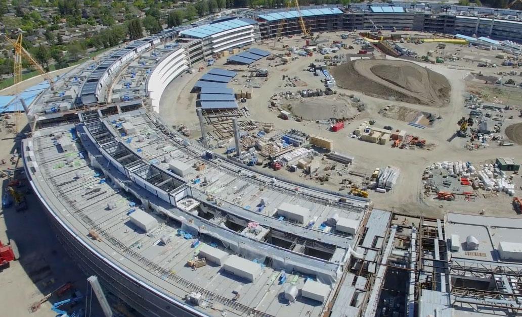 Photo of Veja como está ficando o futuro Campus 2 da Apple