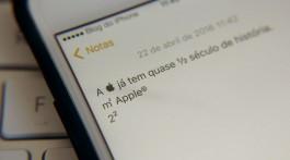 Caracteres Especiais no iOS