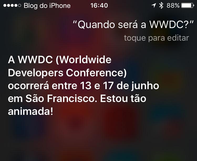Siri-WWDC