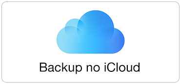Backup no iCloud