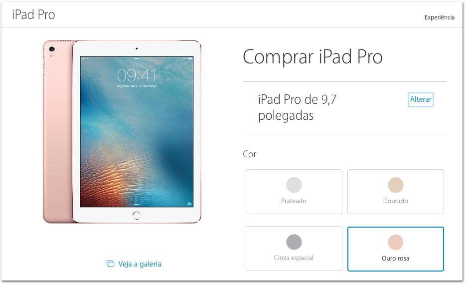 iPad PRO BR