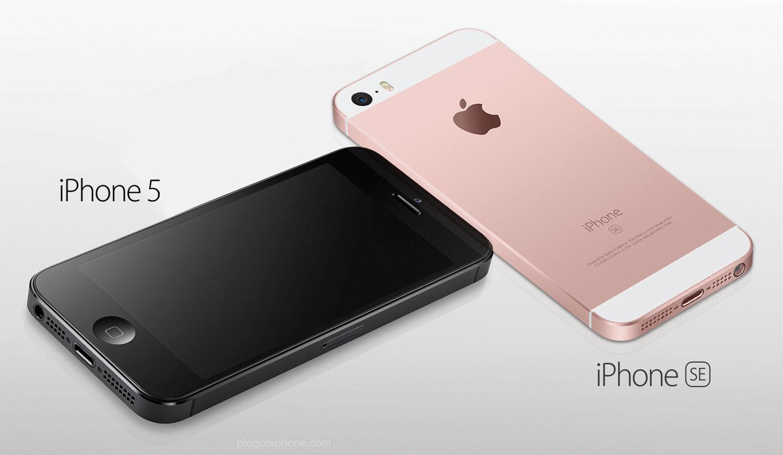 iPhone 5-SE