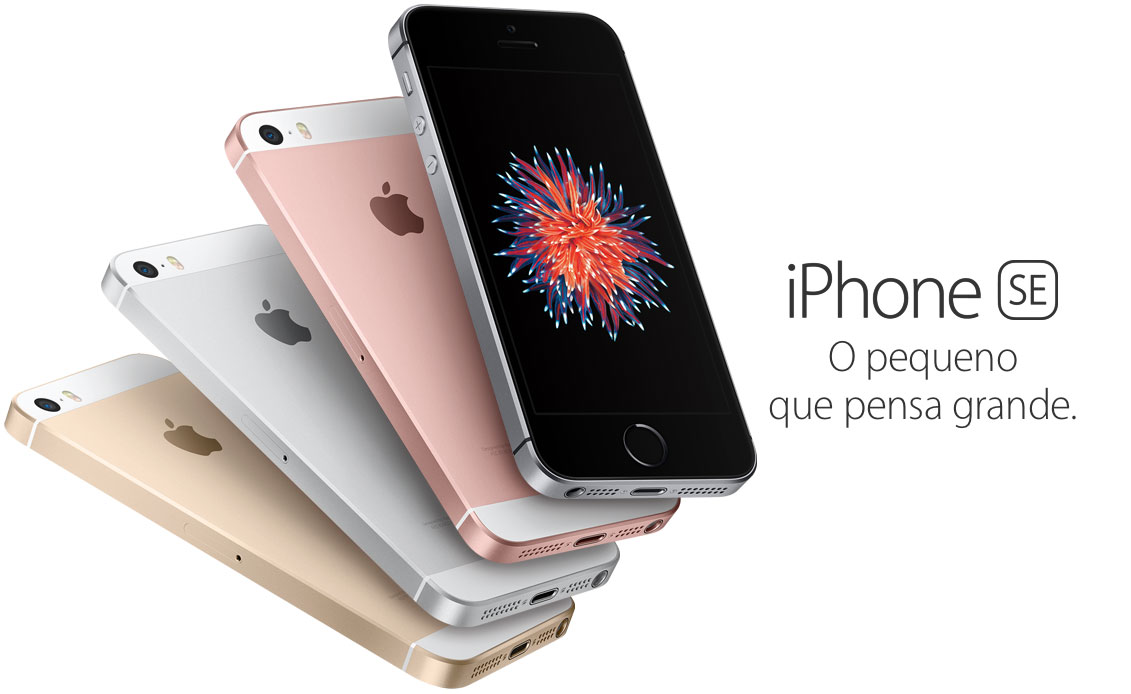 Photo of iPhone SE: tudo sobre o melhor celular de 4 polegadas do mercado
