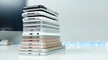 Gerações do iPhone