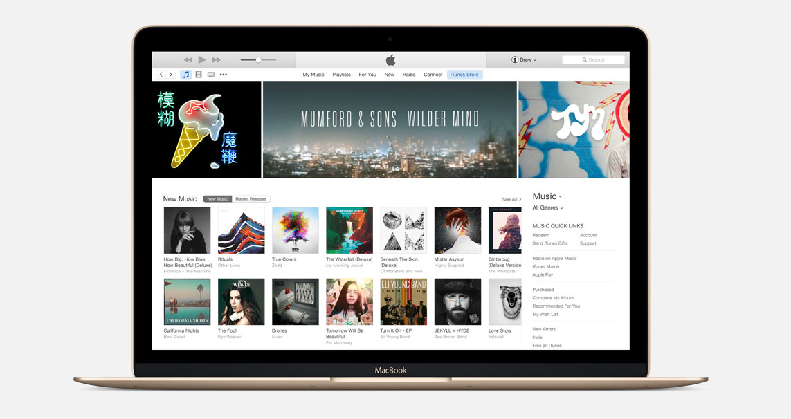 Photo of Apple libera 'nova' versão do iTunes compatível com aplicativos no computador