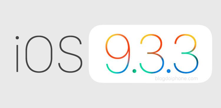 Disponível o novo iOS 9.3.3 (18/7/16) Logo_iOS933