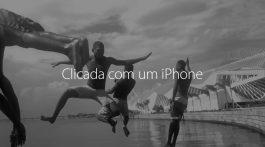 Clicada com um iPhone 2016