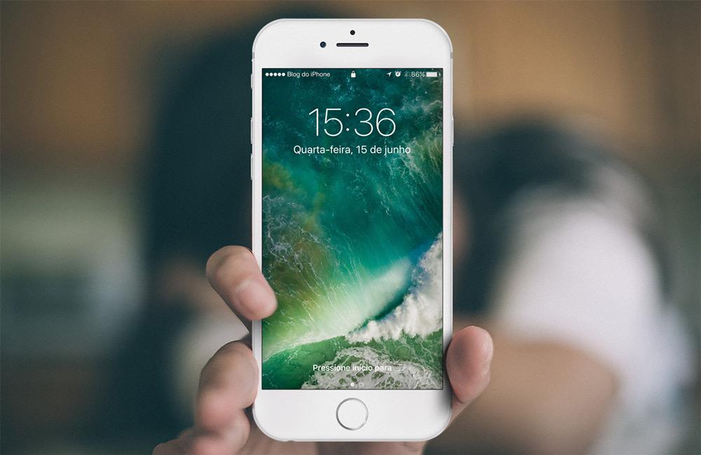 Baixe Aqui As Imagens De Fundo Do IOS 10 E Do MacOS Sierra