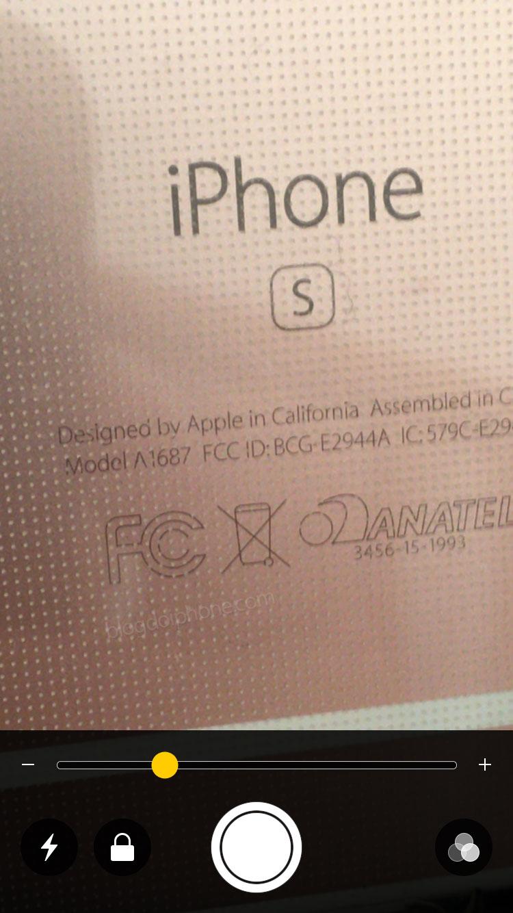 iOS 10 Lupa