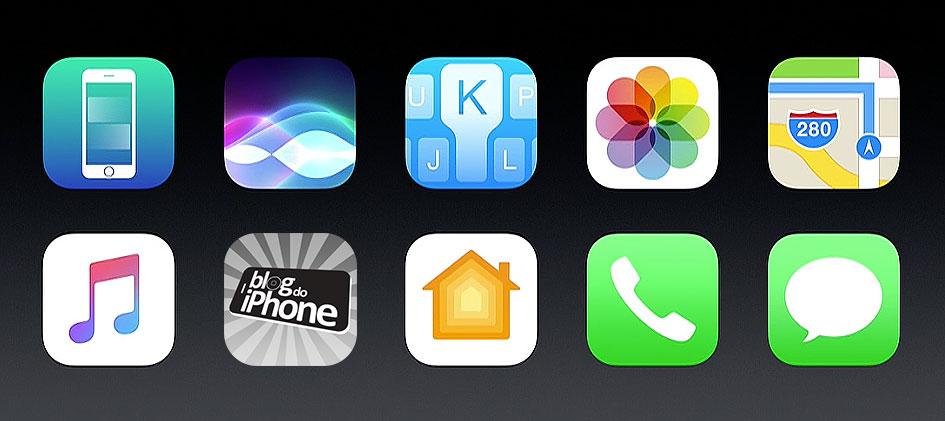 Novidades iOS 10