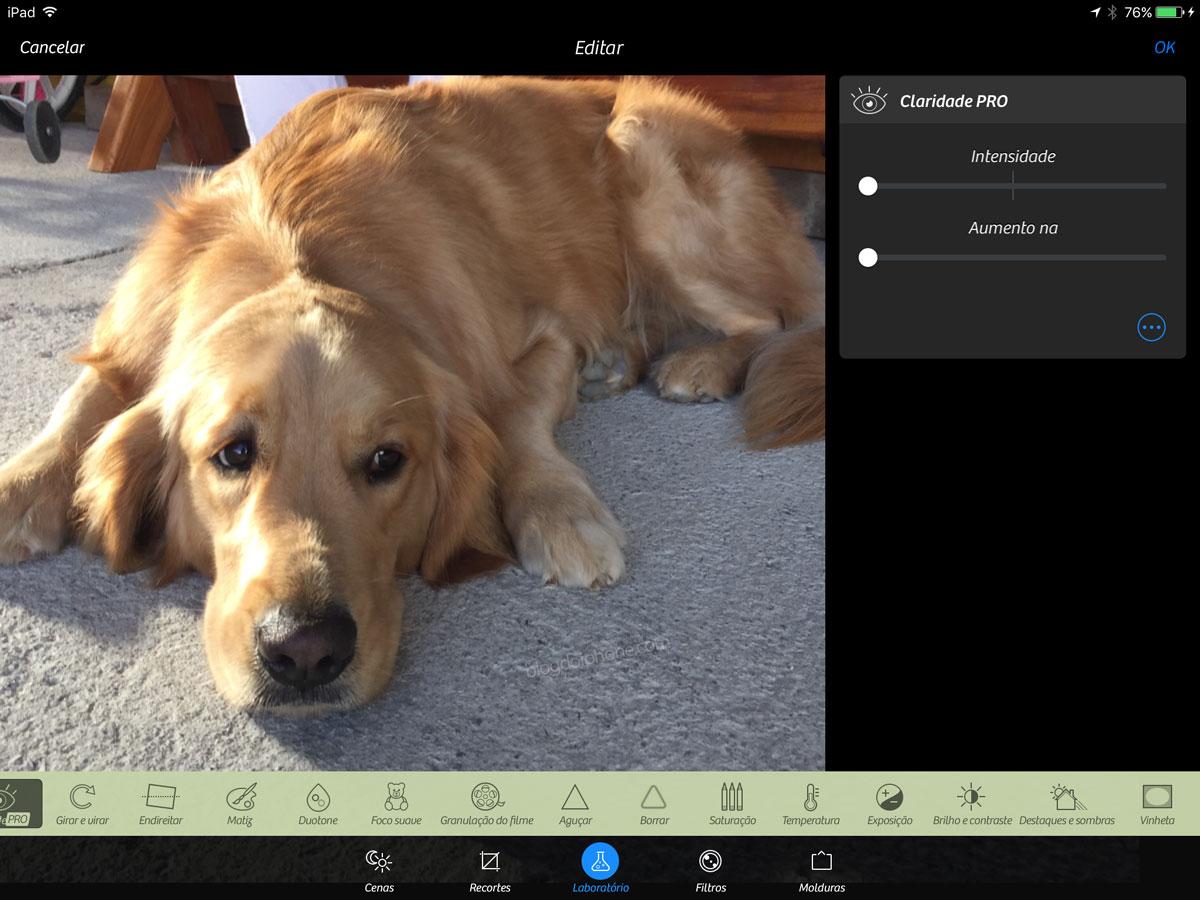 Camera+ para iPad