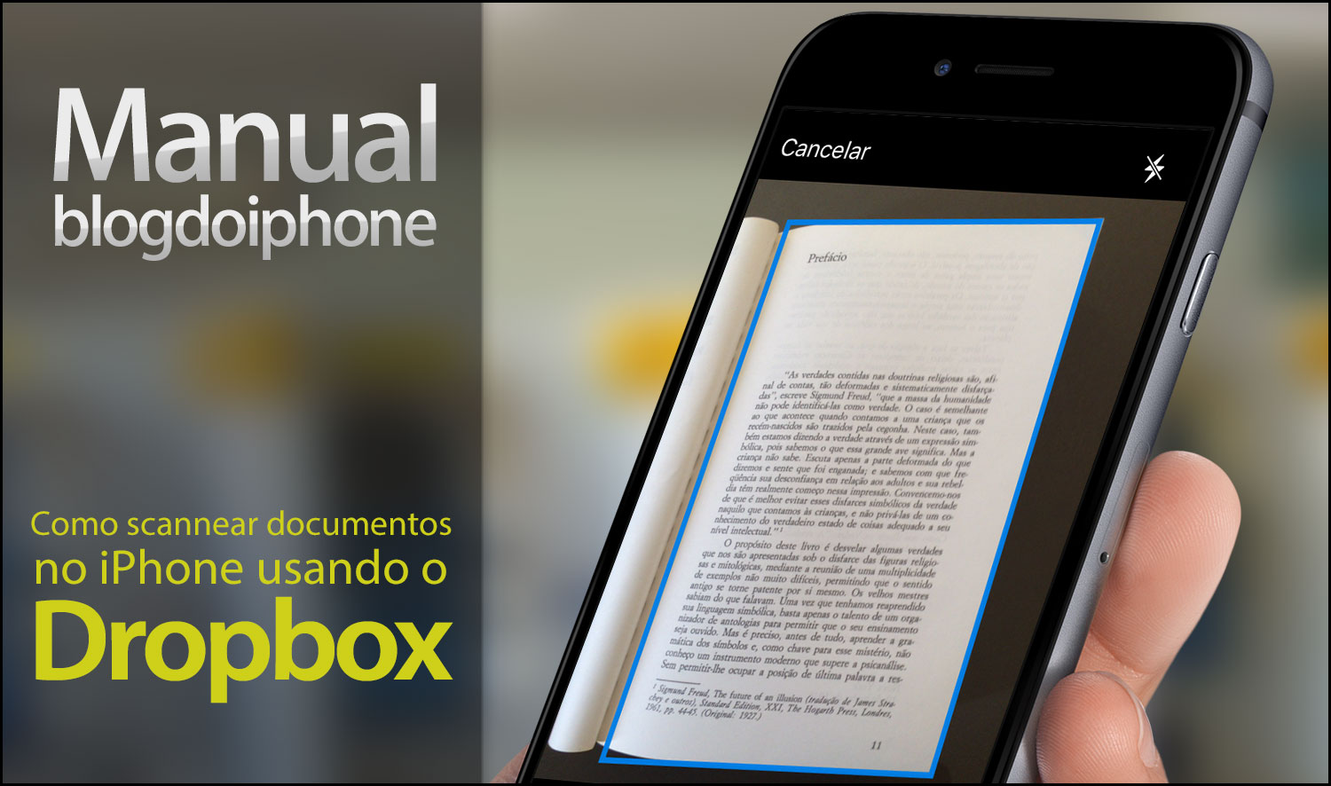 Photo of Como adicionar ao iBooks seus documentos ou livros escaneados, usando o Dropbox