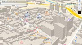 Mapas 3D Rio
