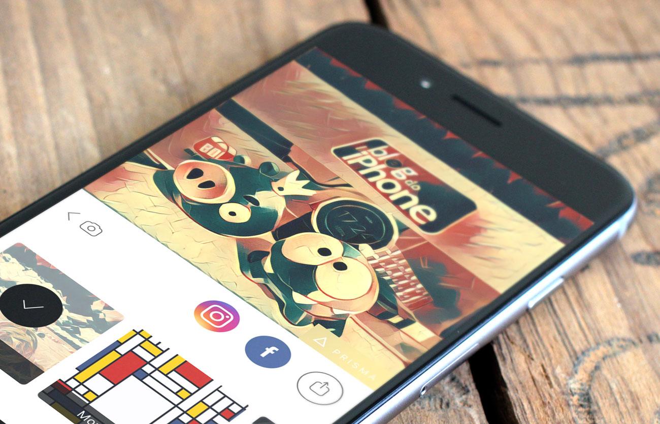 Photo of App Prisma é atualizado com suporte para vídeos