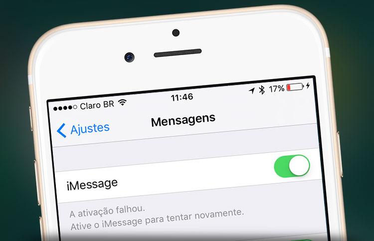Photo of Brasileiros estão encontrando dificuldades em reativar o iMessage com o número de telefone