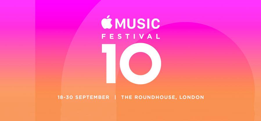 Photo of Em setembro, inicia o Apple Music Festival 2016