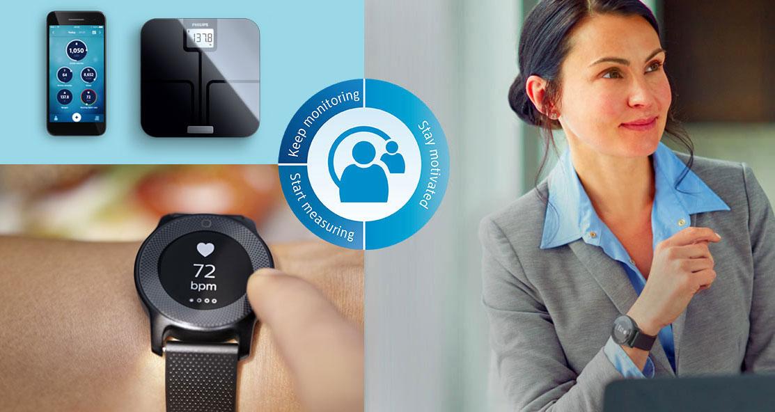 Philips também passa a investir em acessórios de saúde conectados ao iPhone
