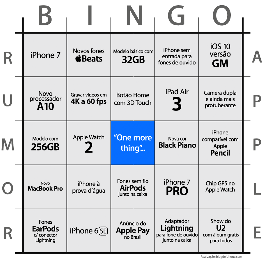 Bingo Apple