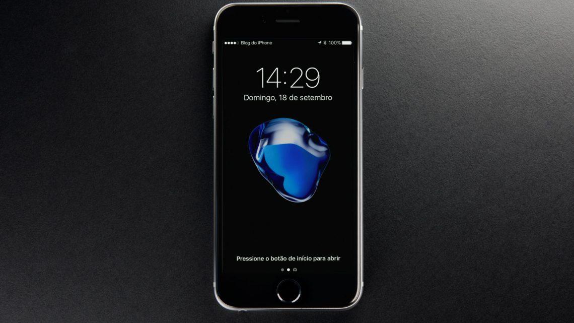 Baixe O Fundo De Tela Do Novo IPhone 7