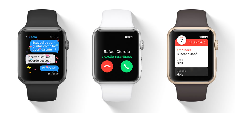 fc980eeda1e O Apple Watch não foi o primeiro relógio inteligente a chegar no mercado.  Assim que começaram os primeiros boatos de que a maçã iria investir neste  segmento ...