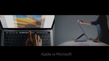 Apple Microsoft