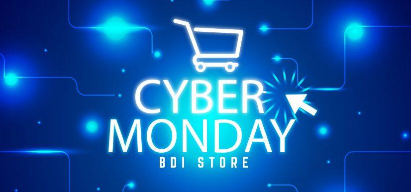Photo of Aproveite os descontos da Cyber Monday na BDI Store. Só hoje!