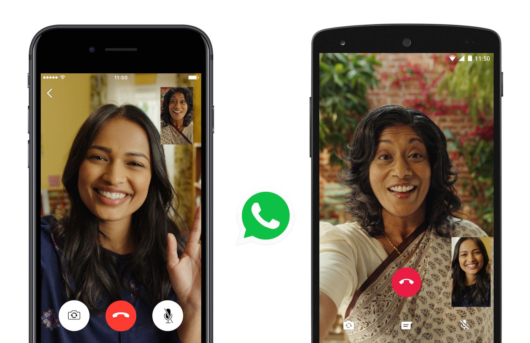 Photo of WhatsApp ganhará chamadas de vídeo, similar ao FaceTime