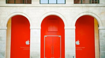 Apple Store Saint Germain - Paris